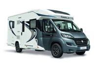 2018 Chausson 711 TRAVEL LINE 4 BERTH LUXURY MOTORHOME FOR SALE