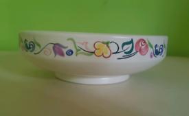 Poole Pottery Vintage Fruit Bowl