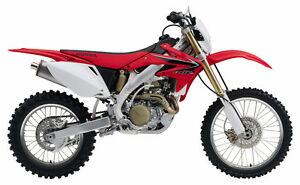 2008 crf 450x TRADE FOR 4X4