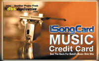 DownLoad Music Cards $0.27