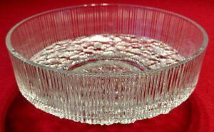 Ravenhead TOPAZ Textured Ice Crystal Bowl