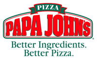 Papa John's Terwillegar Delivery driver