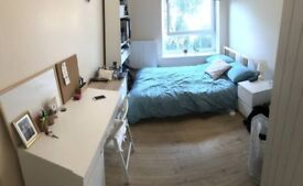 Bedroom to rent in FLAT SHORT/LONG TERM (SE8) – DOUBLE ROOM NEAR LONDON BRIDGE STATION