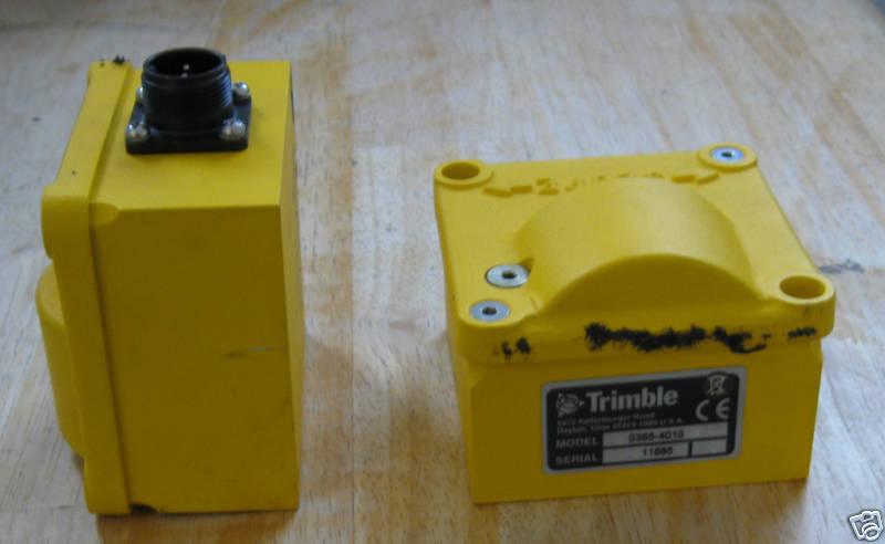 Trimble Slope Sensors 0365-4010