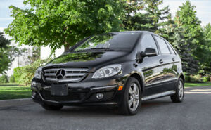 2010 Mercedes-Benz B200, great condition, free CARPROOF