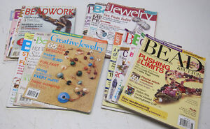 Jewelry, Button and Beading Magazines