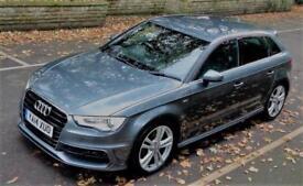 2014 Audi A3 2.0 TDI S Line Sportback 5dr
