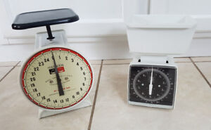 Kitchen - Scales, Serving Trays