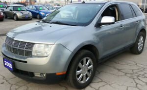 2007 Lincoln MKX Loaded