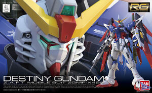 Real Grade (RG) Gundams - INSTOCK - Downtown-West End Greater Vancouver Area image 3