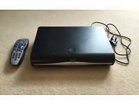 SKY+ HD Box with lead and remote