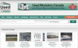 USED MODULARS GRANDE PRAIRIE- List and Buy Used Modulars