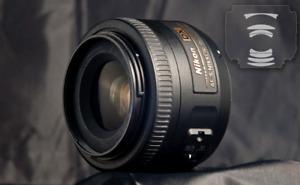 Nikon 35mm 1.8G Lens Dx