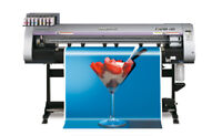 We provide repair and service of wide format plotters/printers.