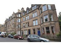 Beautiful two double bedroom top floor apartment in the Bruntsfield area of Edinburgh