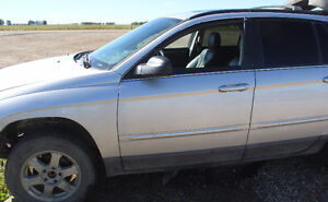 PARTING OUT - 2004 CHRYSLER PACIFICA - BA1754