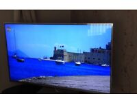 55 inch Panasonic Viera LCD HD and 3D TV