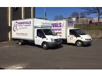CR Removals: Single Items - Full House from £45 ph. You Call We Haul