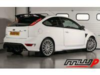 2009 (09) Ford Focus 2.5 RS (320ps) RS Lux Pack 1 & 2 - Shell Seats - 29k Miles!