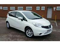 Nissan Note 1.2 80ps Acenta Premium Petrol Manual