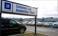 Look for Ride to Oshawa GM daily