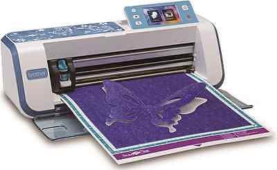 Brother ScanNCut Scan N Cut CM550DX Fabric Paper Cutting Machine+BuiltIn Scanner