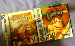 Donkey Kong game boy games