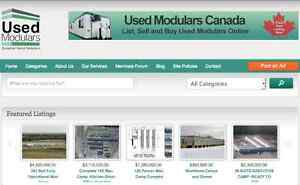 USED MODULARS FORT MAC- List and Buy Used Industrial Modulars