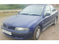 Mitsubishi Carisma 1.9 diesel hatch. GUARANTEED FINANCE AVAILABLE ON NEWER CARS