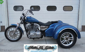 Trike Conversions and sidecars for almost any bike. Edmonton Edmonton Area image 10