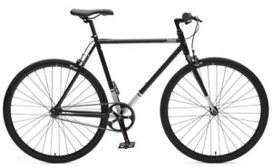 Critical Cycles Harper Single-speed Fixed Gear Commuter Bike