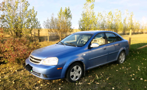 Chevy Optra LS 2005