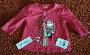 vêtements bébé fille 0-6 mois