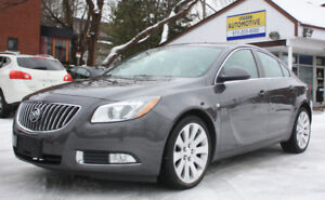 2011 Buick Regal CXL-Turbo**IMMACULATE**only 83k km