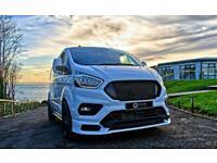 2020 Ford Transit Ford Trans Custom Sport ICE WASP 130 170 180 Panel Van Diesel