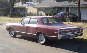 1968-72 Chevelle