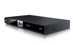 LG blu ray player with YouTube..