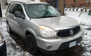 2006 Buick Rendezvous CX SUV, Crossover with AWD, 3.5l V6 engine