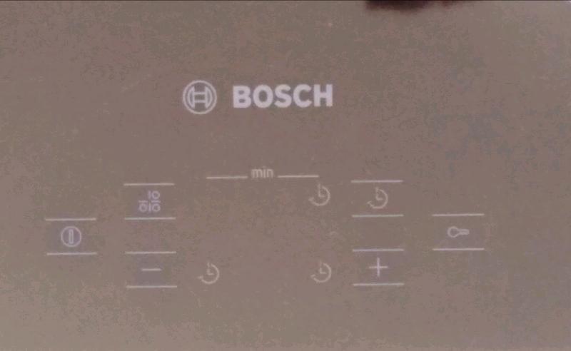 énorme réduction 69c43 7e72f Bosch induction cooktop. PIL611B18E. | Cooktops & Rangehoods ...
