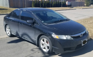 Looking to sell 2010 honda civic-  5 speed manual transmission