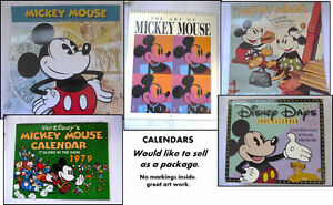 Mickey Mouse Collectibles 1