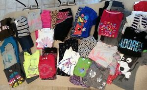 Huge Girls Fall/Winter Clothing Lot - size 8 (many brand names)