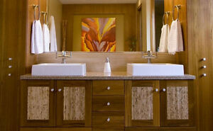 Villa Designs Ltd. Custom cabinetry and creative millwork