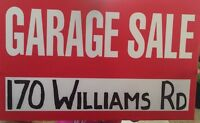 HUGE Multi-Family Garage Sale