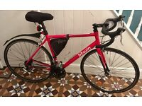 B'twin triban 3 road bike
