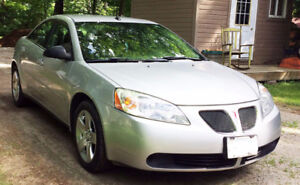 2009 Pontiac G6 SE Sedan - New Safety and Emissions