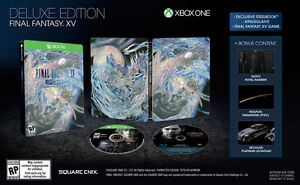Final Fantasy XV Deluxe Edition for Xbox One