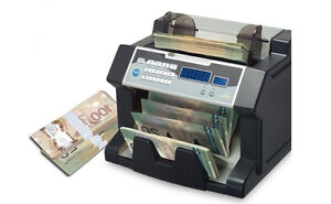 Royal Sovereign RBC-3200-CA Bill Counter for Polymer and Paper