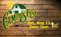 CampusFest fun for the whole family!