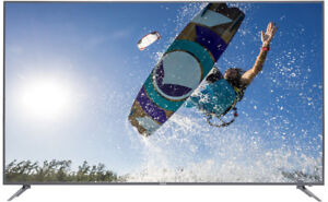 """Haier tv/50"""" Smart 4K Ultra HD Slim TVChromecast Built-in"""